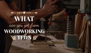 Ted's Woodworking - What Can You Get From It?
