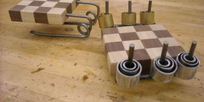 Easy Woodworking Projects - A Simple Weekend Idea
