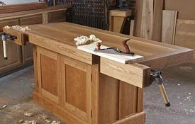 Free Workbench Plans For Your Backyard Shed