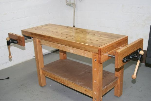Wood Or Steel Workbench Build Vs Buy