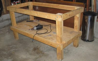 The Trouble-free Guide To Build A Basic Workbench