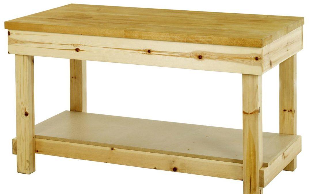 Wood Or Steel Workbench Build Vs Buy
