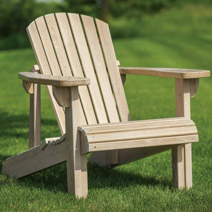Easy Chair Wood Plans