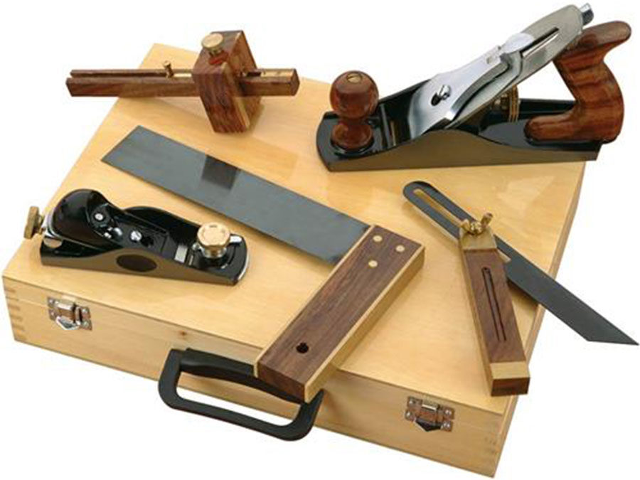 Basic Power Wood Tools