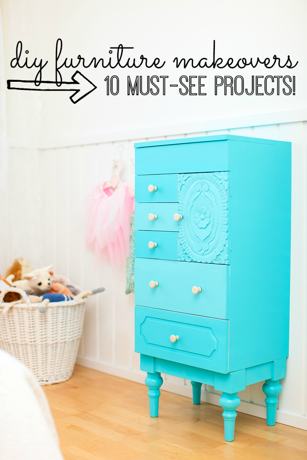 New DIY Furniture Projects