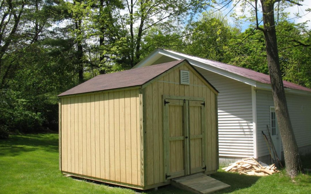 Choosing The Best Garden Shed Plans