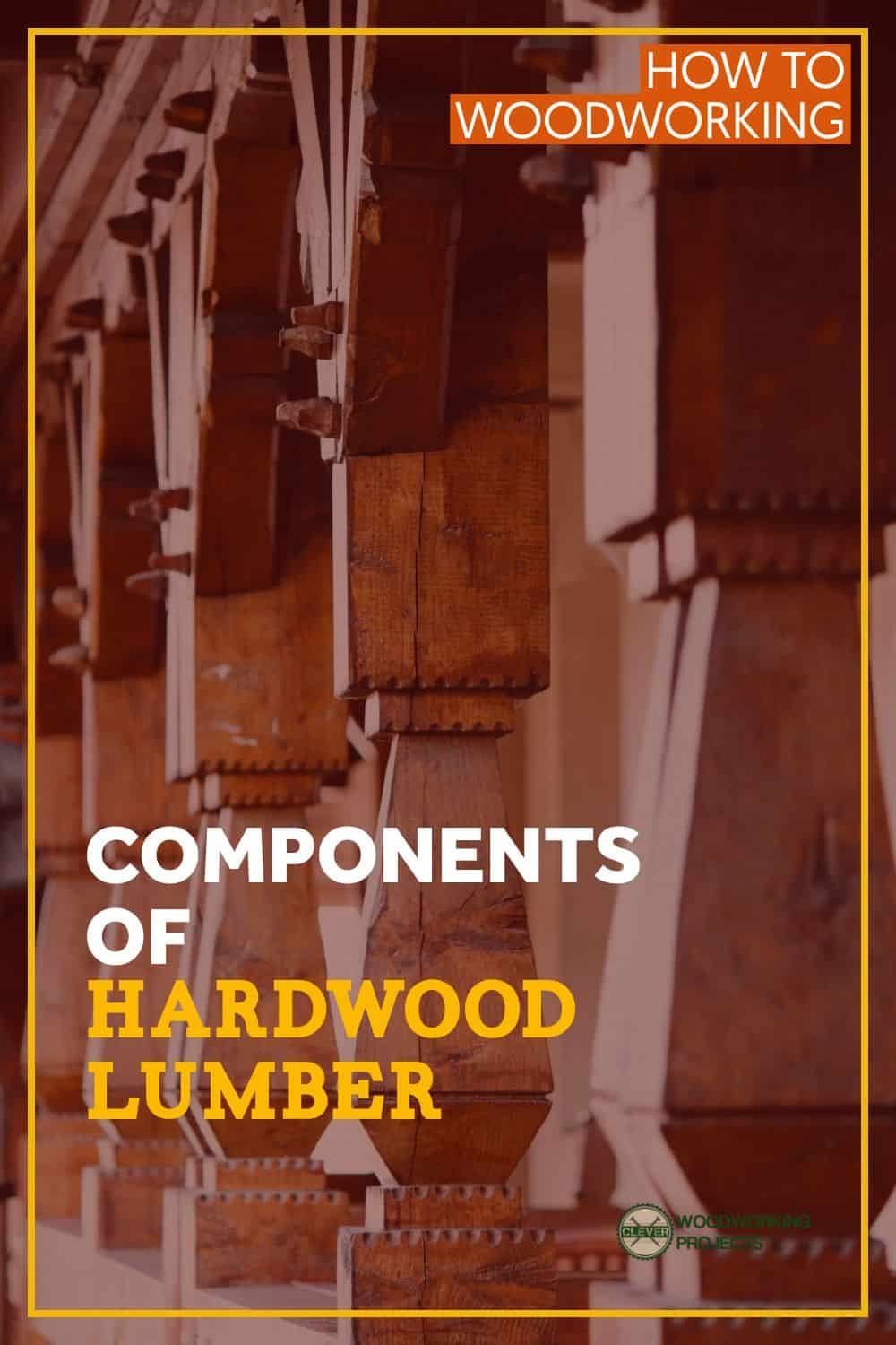 The Components of Hardwood Lumber