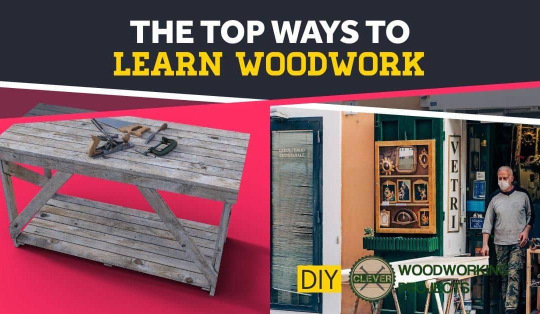 LEARN WOODWORK