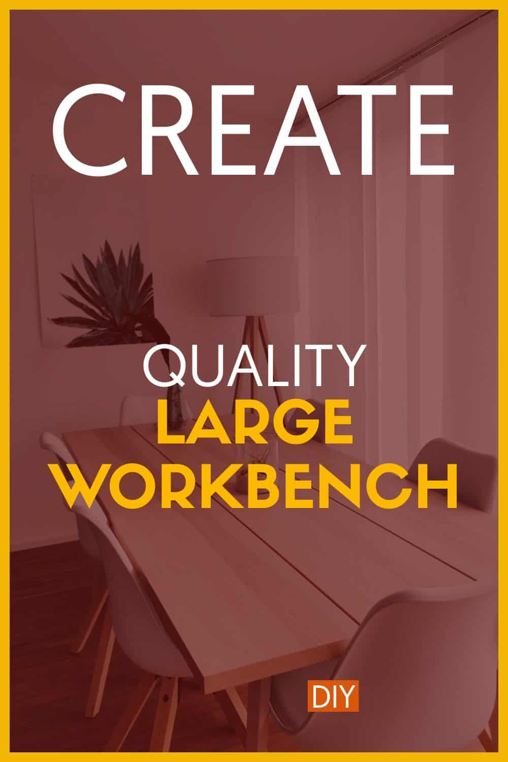 Quality Large Worktop