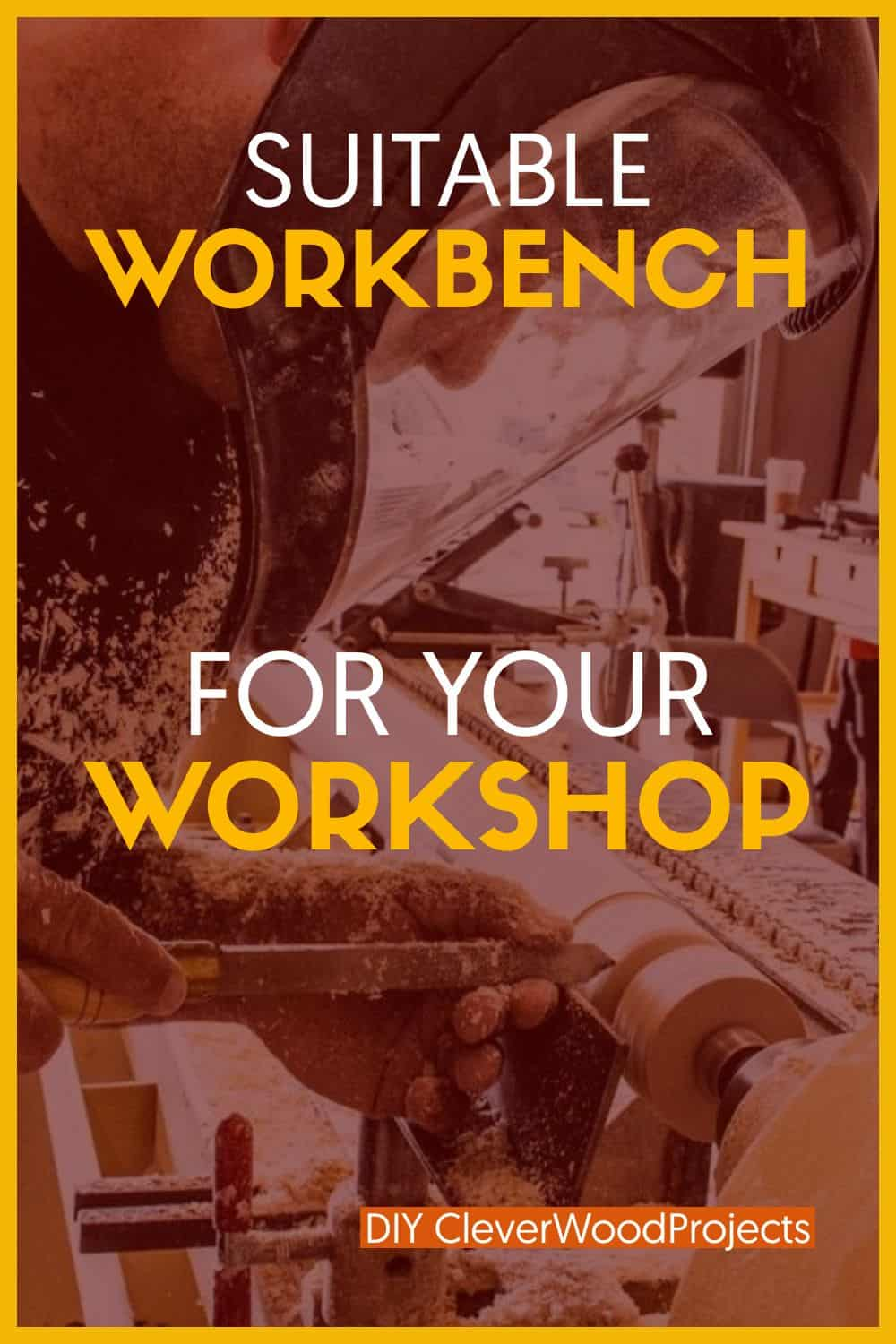 Workbench For Your Workshop
